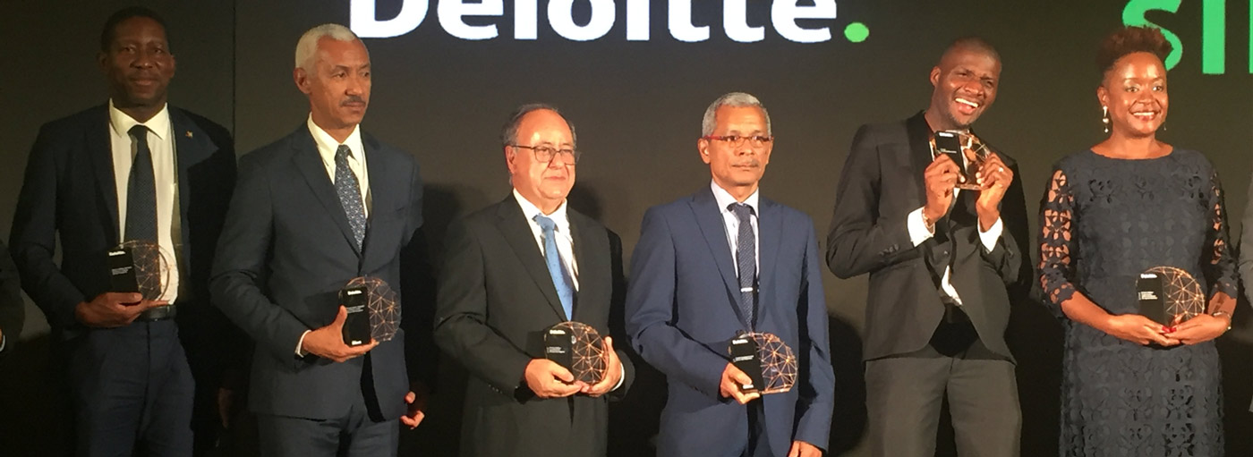 8º Edition of the Sirius Prize awards from Deloitte